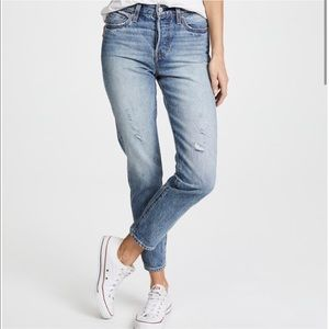 Levi's Wedgie Icon Jeans 24 high rise